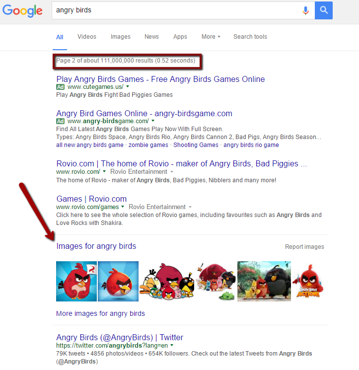 Why Did Google Remove 50% of Image Boxes From Page One?
